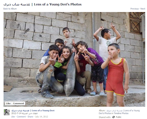 Syrian children 12