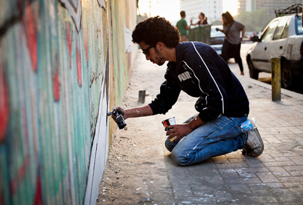 A History of Egypt in Graffiti - Vocativ