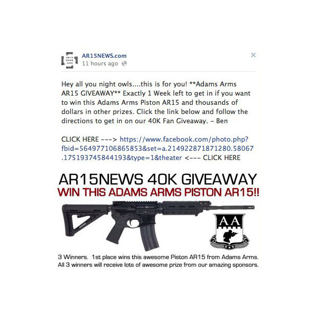 Facebook Rifle Giveaway Post 02
