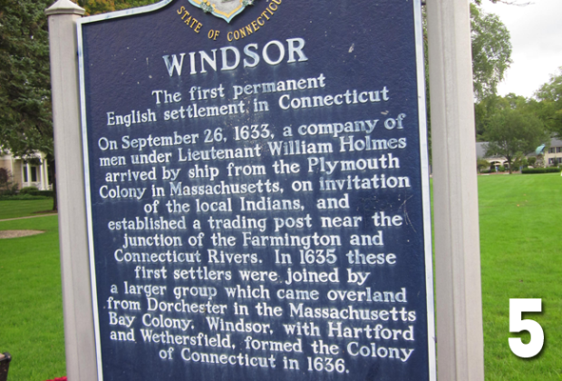 Windsor thumb