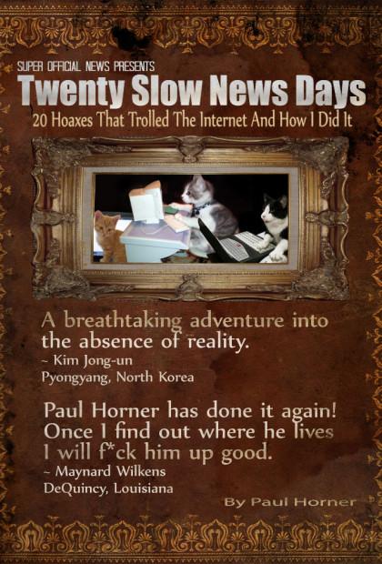 paul horner book