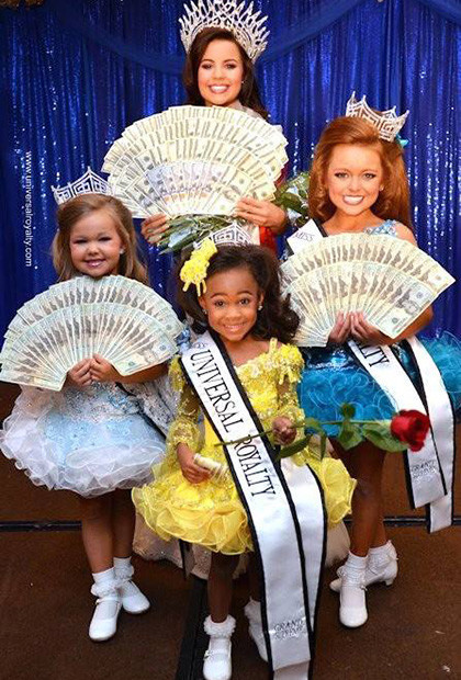 Child beauty pageant crown - photo#24
