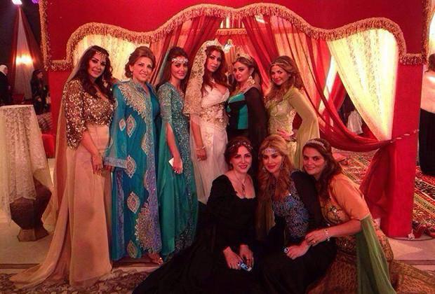 Harem Foreign Women 121