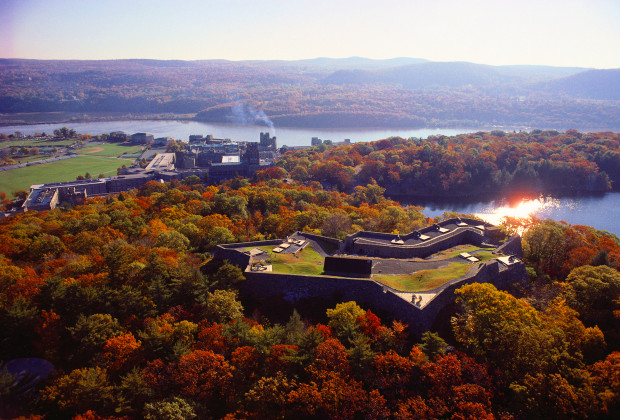 October 1988 --- United States Military Academy at West Point --- Image by © Ted Spiegel/CORBIS