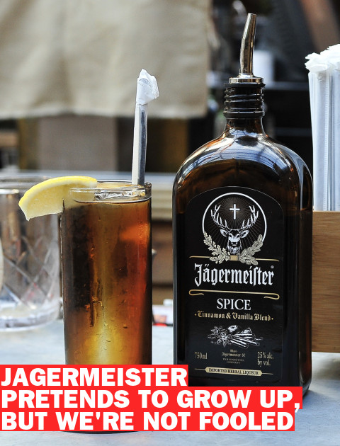 Jagermeister, the Go-To Shot of Bros Everywhere, Shows Off Its Genteel Side