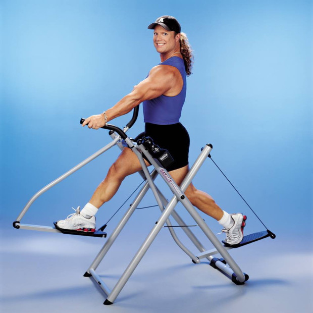tony robbins exercise machine