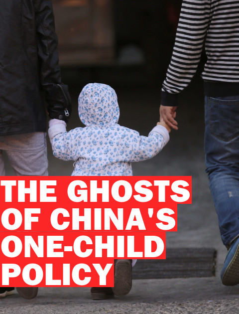 The Ghosts of China's One-Child Policy