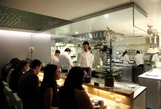 Michelin Stars Aldea Interior