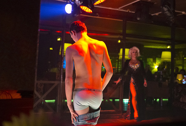 Photos Inside A Gay Club In Sochi Vocativ