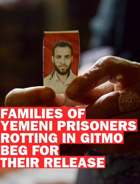 The Yemeni Prisoners of Gitmo