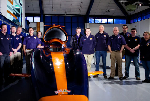 Bloodhound SSC 01