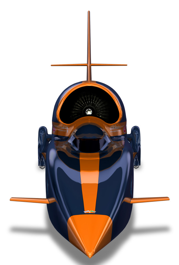 Bloodhound SSC 03
