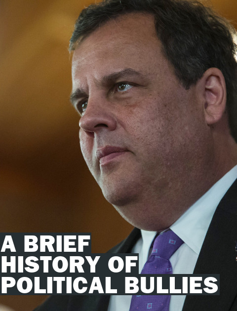 Chris Christie's Forefathers: A Brief History of Political Revenge
