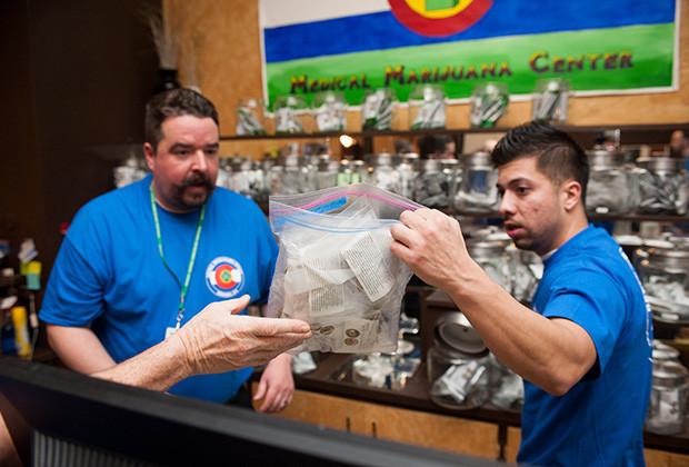 Weed business is booming in Colorado