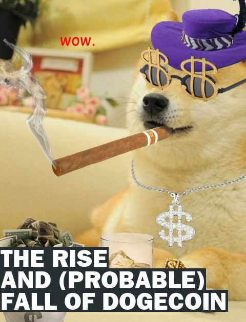 Is Dogecoin the Next Bitcoin? Definitely Not