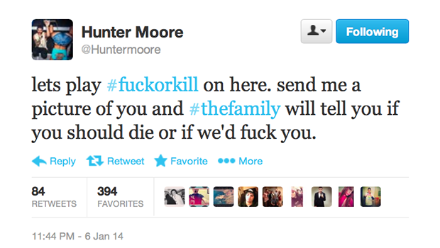 Hunter Moore 2