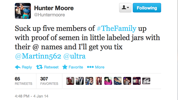 Hunter Moore 3