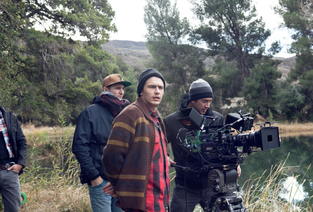 James Franco, The Sound and the Fury