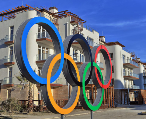 Olympic Sochi vs Downtown Sochi