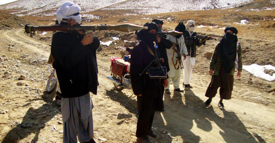 Exclusive: The Taliban Goes Broke