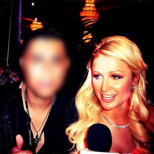El Chino Antrax Paris Hilton