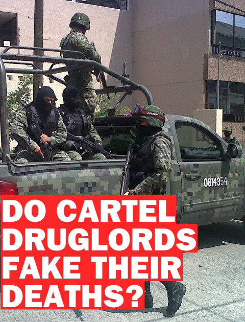 MEXICO CARTEL DRUGS