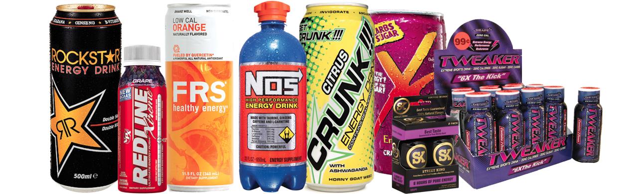 xs Energy Drink Ingredients Energy Drink Ingredients