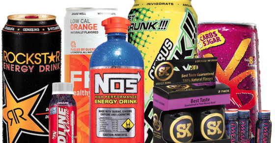 The New Teen Gateway Drug: Energy Drinks with Secret Ingredients