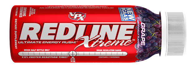 Energy Drink Ingredients Redline