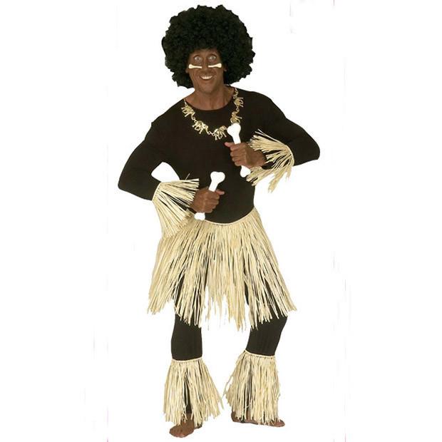 Африканскую юбку своими руками