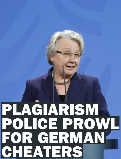 Germany's Plagiarism Police Are Taking Down Politicians and Professors