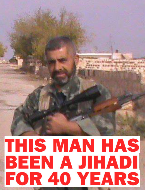 I've Been a Jihadi for 40 Years