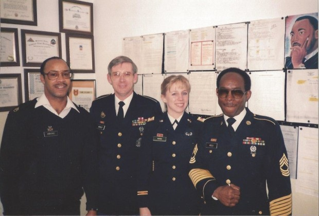 US Military Women Leaning In 07