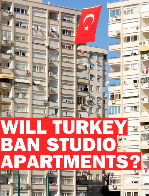TURKEY STUDIO APARTMENTS