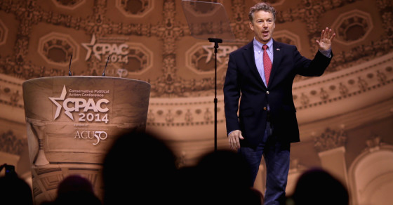 Five Minutes With Rand Paul