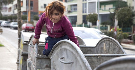 Roma of Albania: Life on the Trash Heap