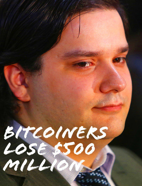 Bitcoiners Just Lost $500 Million—and It's Gone Forever