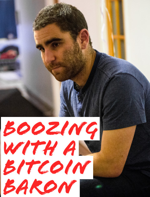 My Night Out With Bitcoin Millionaire and Proud Stoner Charlie Shrem