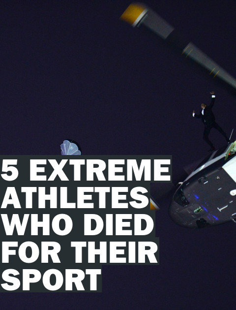 Daredevil Death Watch: Extreme Athletes Who Perished in 2013
