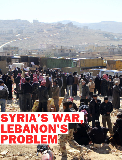 The Next Battle in the Syrian Civil War May Actually Take Place in Lebanon