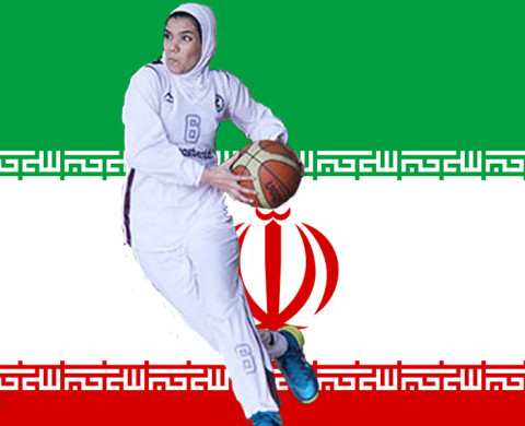 Iranian Women Basketball_Poster