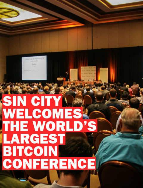 What It's Like to Be at the World's Largest Bitcoin Convention