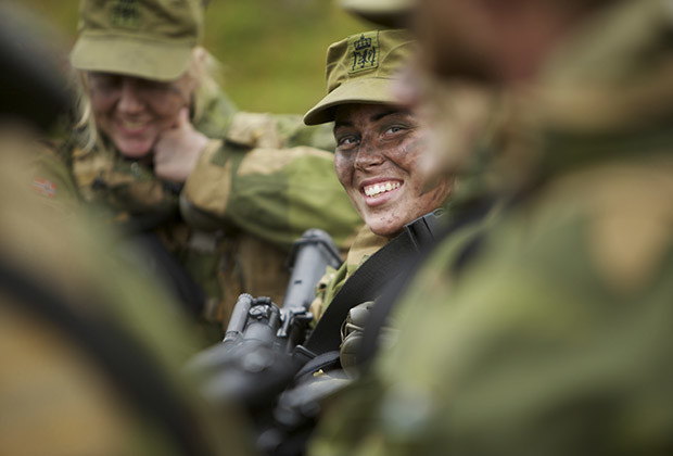 Norwegian Army Tackles Gender_02