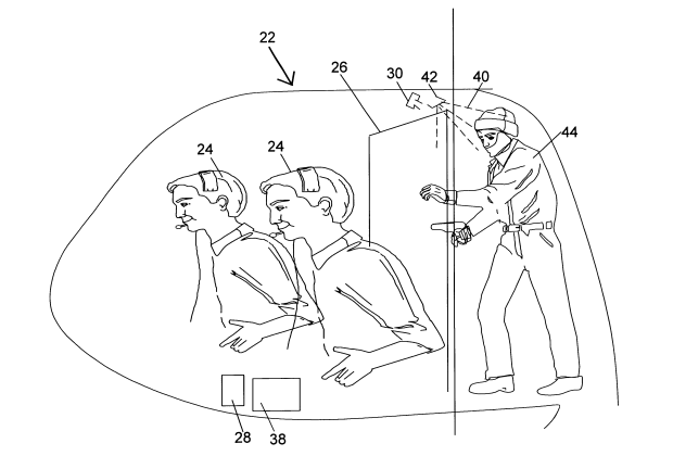 Plane Hijacking Patents 01