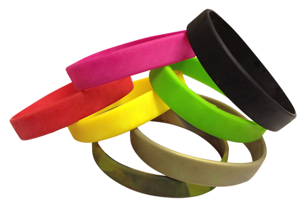 Silicone Band Health 01