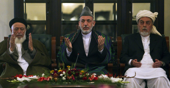 Exclusive: Peace With the Taliban?