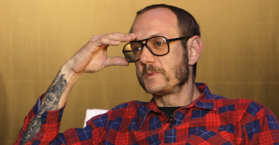"Terry Richardson's Skype Chat With ""Brainless"" Underage Model"
