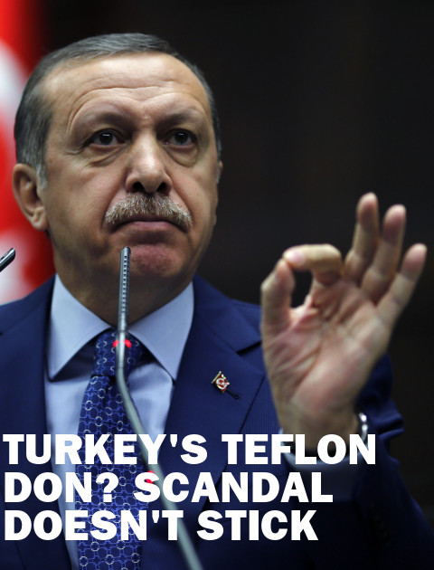 Turkey's Teflon Don?
