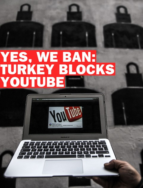 Inside Turkey's YouTube Ban