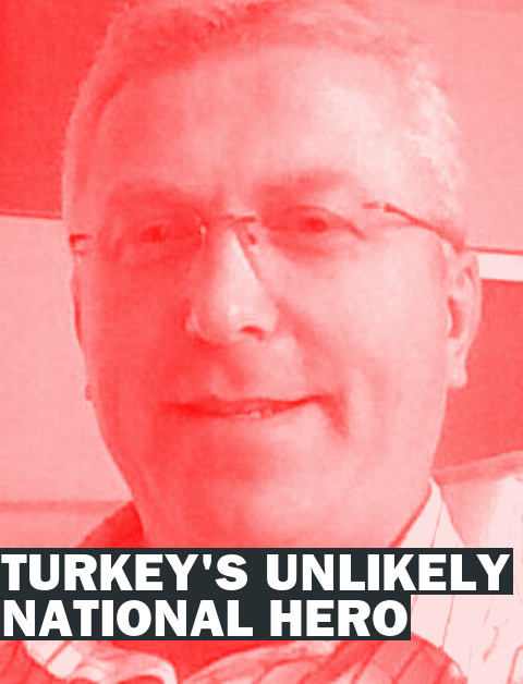 """No, I Won't Take Your Bribe"": This Guy Is Turkey's New National Hero"